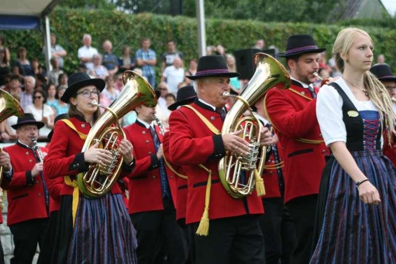 Bezirksmusikfest in Kleinzell - Bild 98