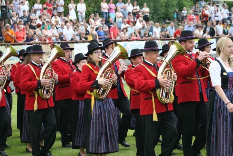 Bezirksmusikfest in Kleinzell - Bild 99