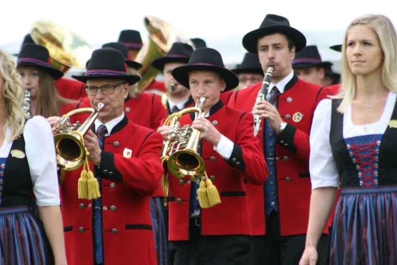 Bezirksmusikfest in Kleinzell - Bild 100