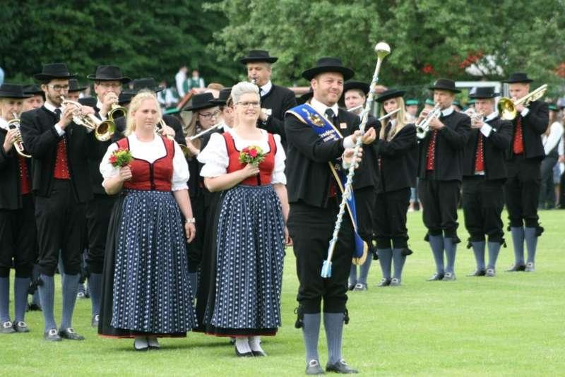 Bezirksmusikfest in Kleinzell - Bild 107