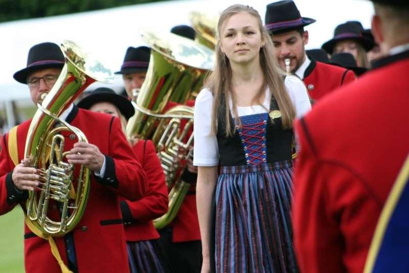 Bezirksmusikfest in Kleinzell - Bild 108