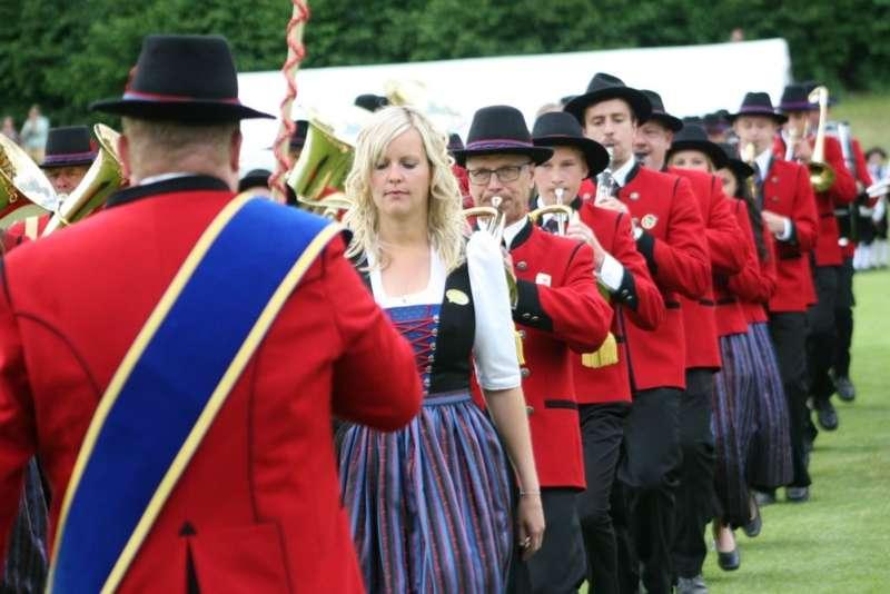 Bezirksmusikfest in Kleinzell - Bild 109