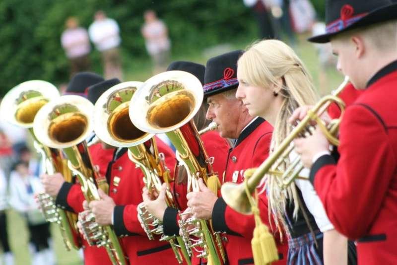 Bezirksmusikfest in Kleinzell - Bild 114