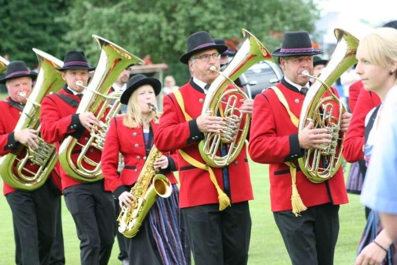 Bezirksmusikfest in Kleinzell - Bild 115
