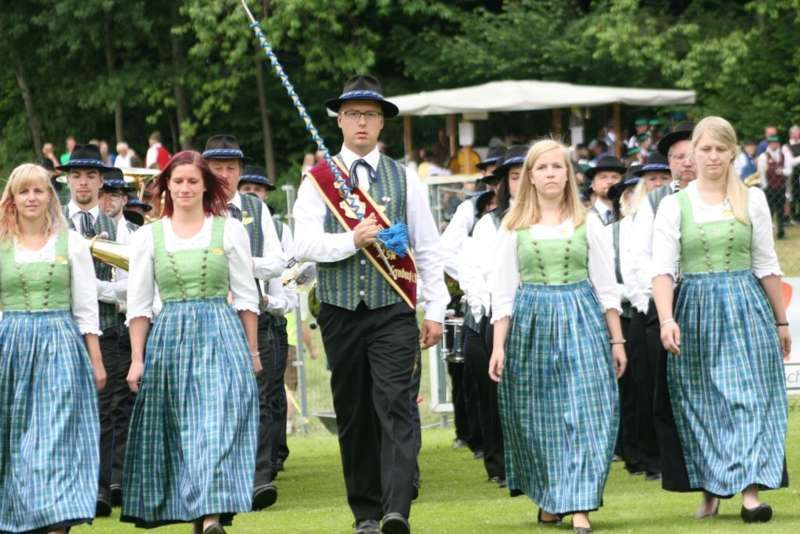 Bezirksmusikfest in Kleinzell - Bild 121