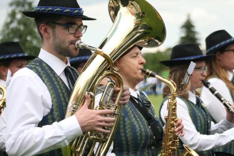 Bezirksmusikfest in Kleinzell - Bild 123