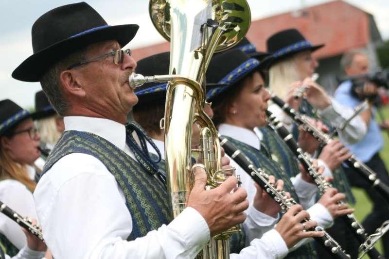 Bezirksmusikfest in Kleinzell - Bild 124