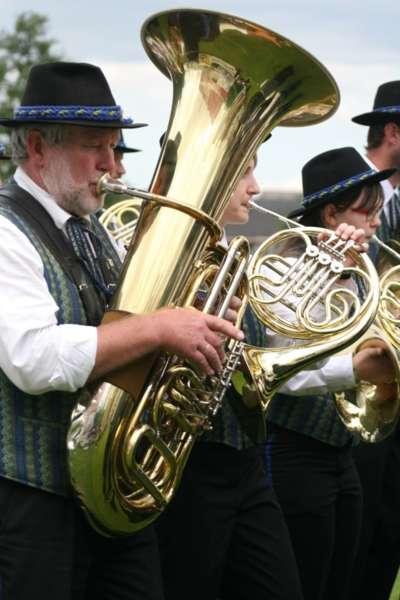 Bezirksmusikfest in Kleinzell - Bild 125