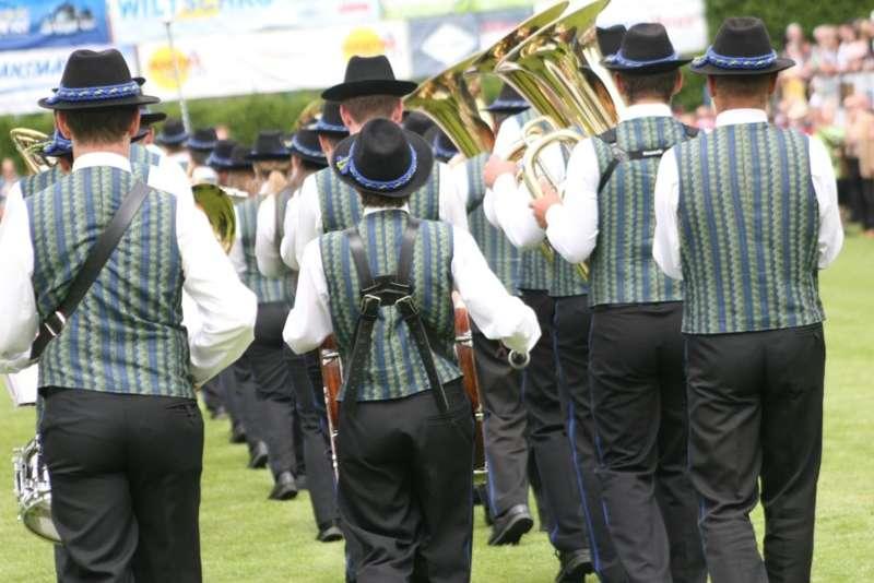 Bezirksmusikfest in Kleinzell - Bild 126