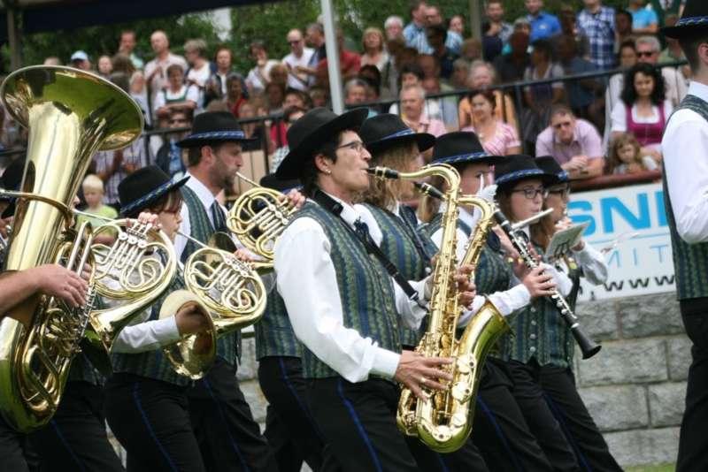 Bezirksmusikfest in Kleinzell - Bild 130