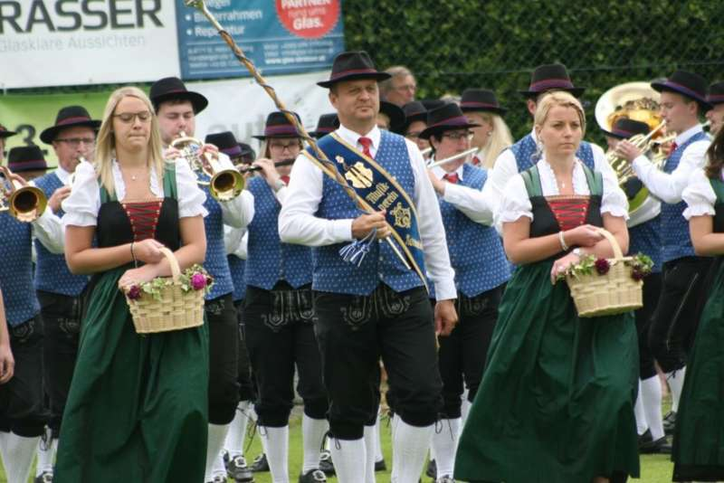 Bezirksmusikfest in Kleinzell - Bild 133