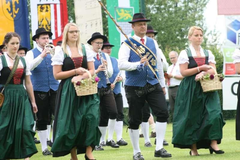 Bezirksmusikfest in Kleinzell - Bild 134