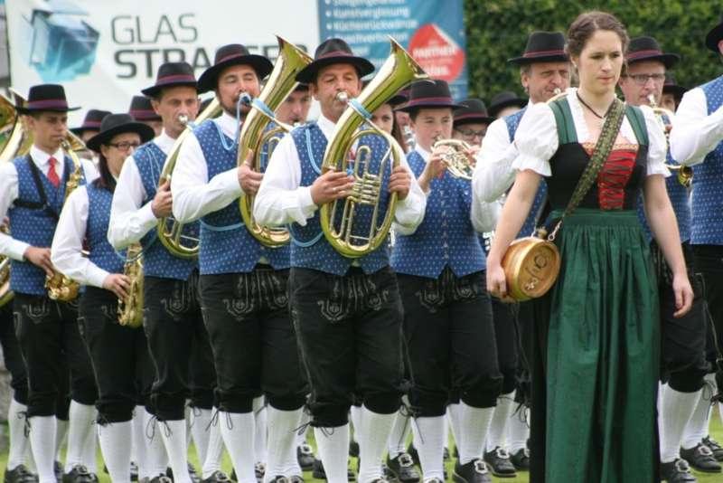 Bezirksmusikfest in Kleinzell - Bild 135