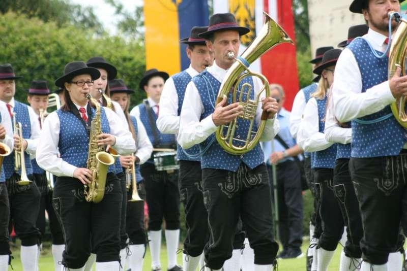 Bezirksmusikfest in Kleinzell - Bild 137