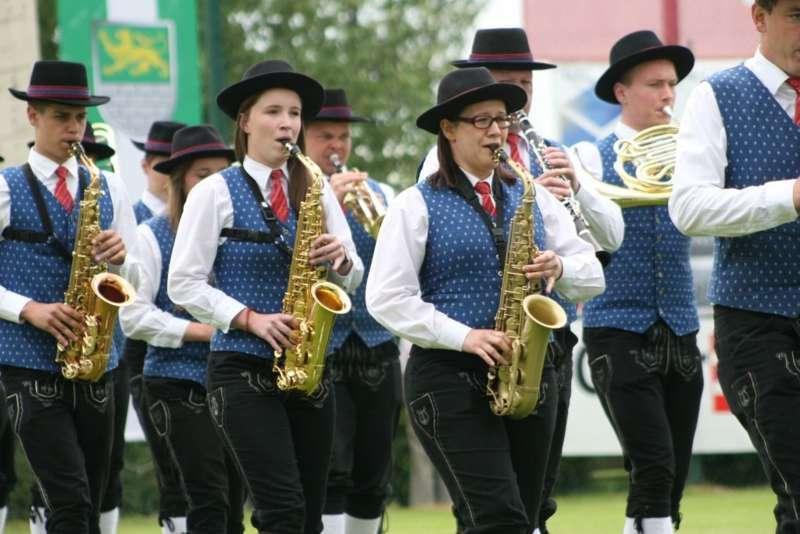 Bezirksmusikfest in Kleinzell - Bild 140