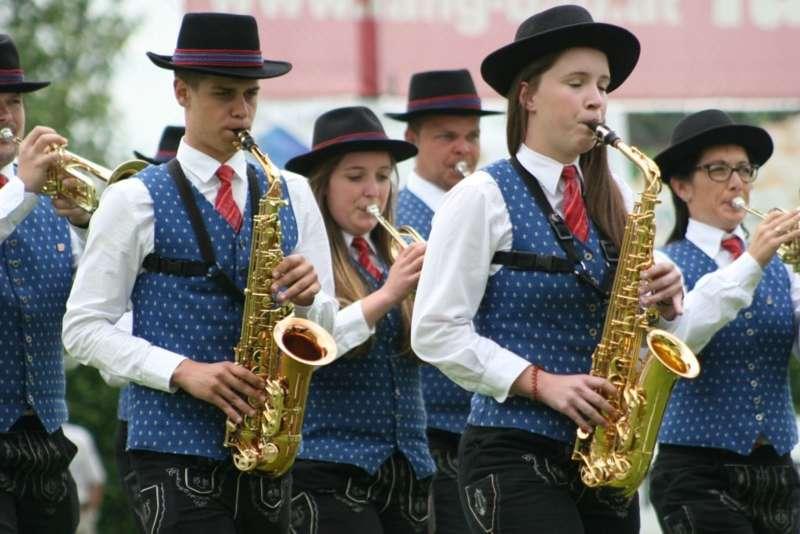 Bezirksmusikfest in Kleinzell - Bild 142