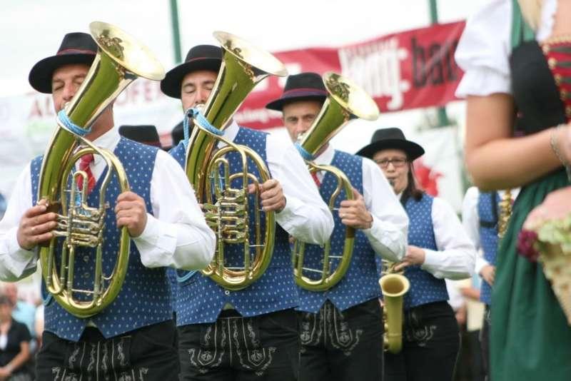 Bezirksmusikfest in Kleinzell - Bild 144