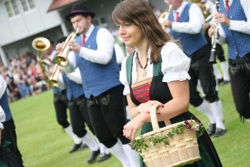 Bezirksmusikfest in Kleinzell - Bild 145