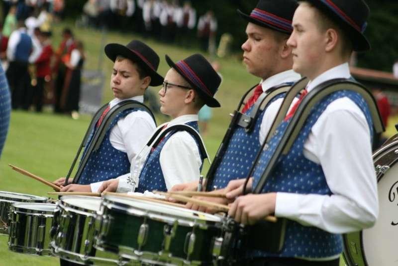 Bezirksmusikfest in Kleinzell - Bild 146