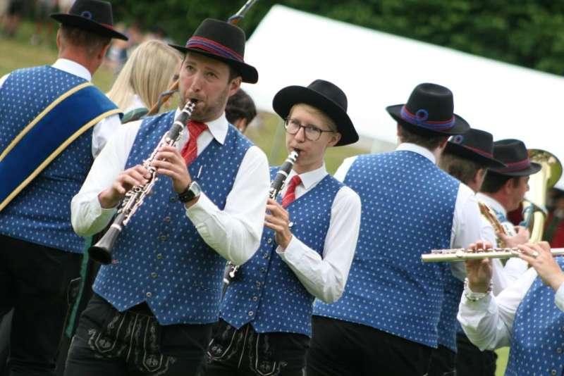 Bezirksmusikfest in Kleinzell - Bild 147