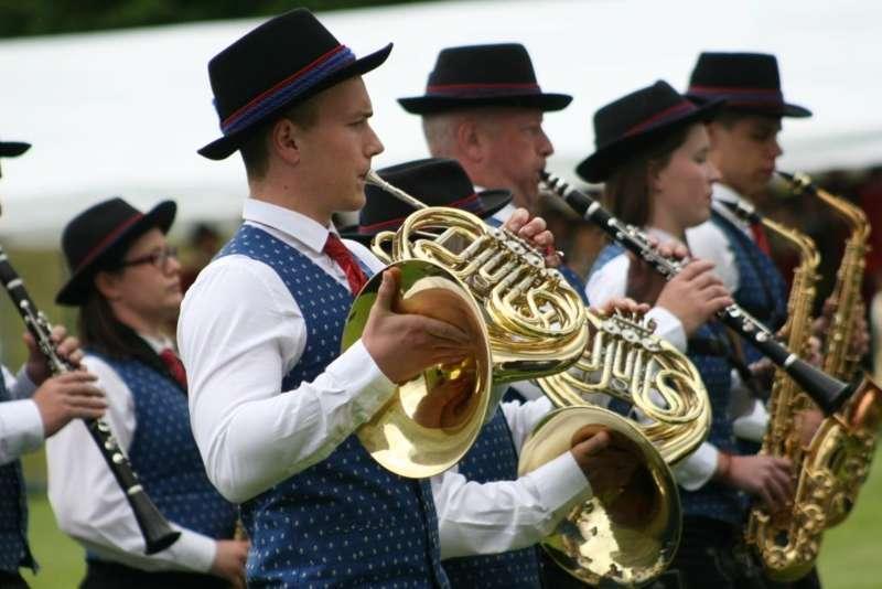Bezirksmusikfest in Kleinzell - Bild 148