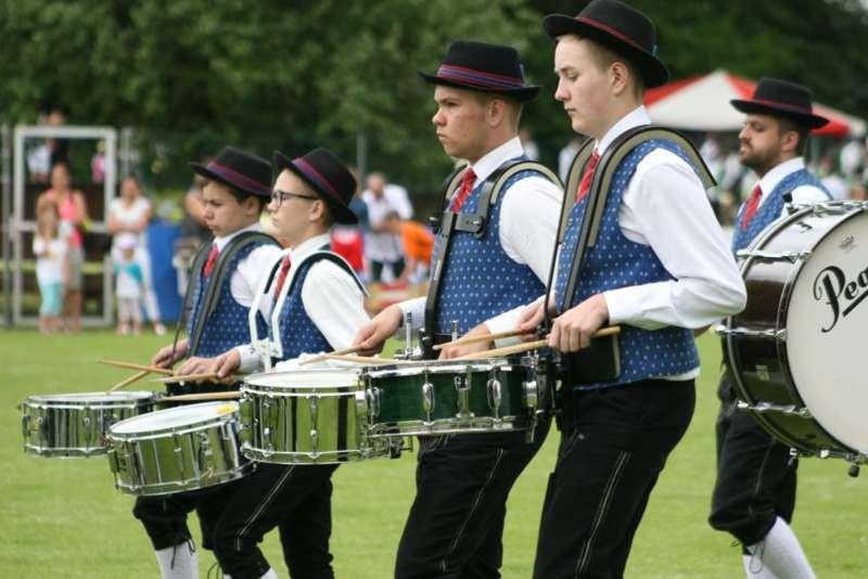 Bezirksmusikfest in Kleinzell - Bild 149