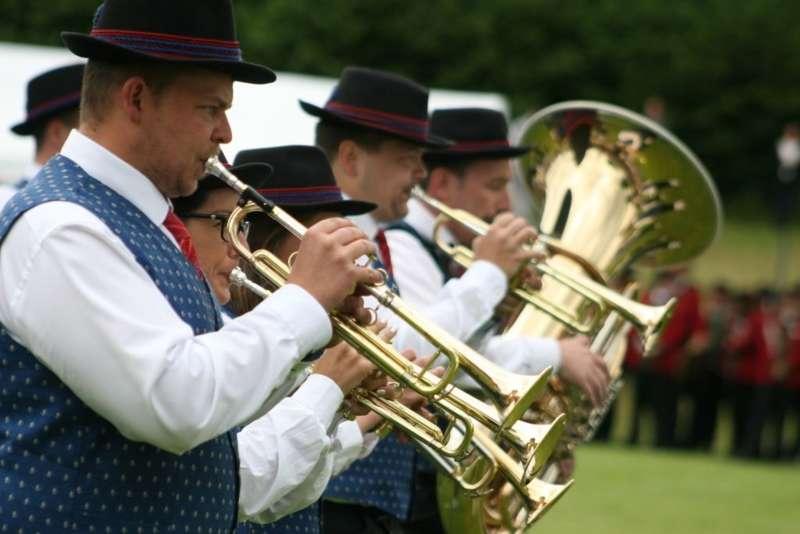 Bezirksmusikfest in Kleinzell - Bild 151