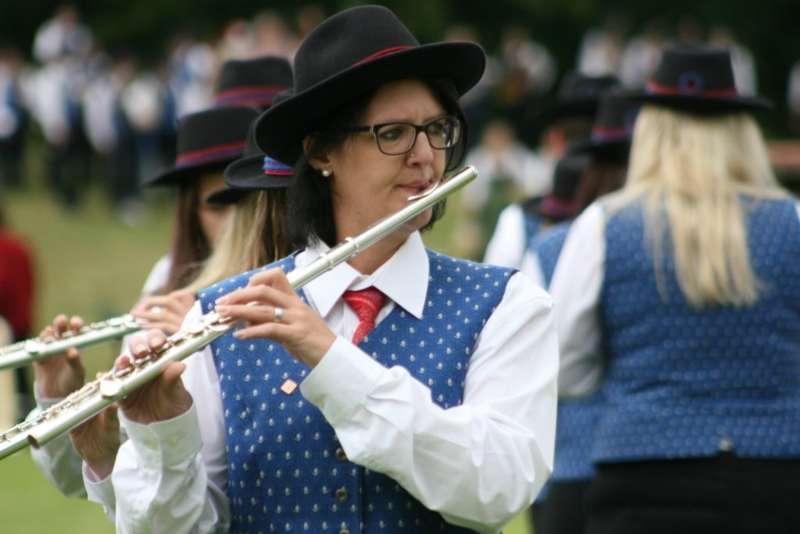 Bezirksmusikfest in Kleinzell - Bild 152