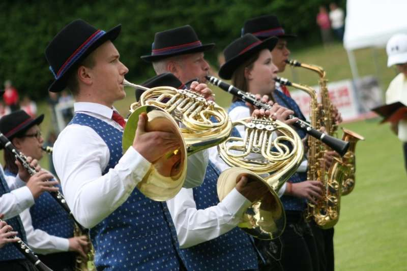 Bezirksmusikfest in Kleinzell - Bild 153