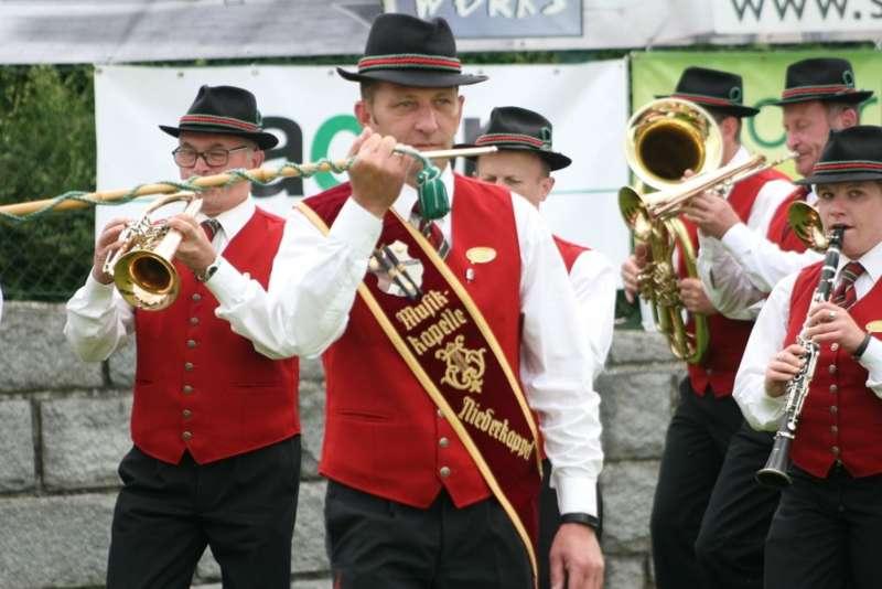 Bezirksmusikfest in Kleinzell - Bild 155