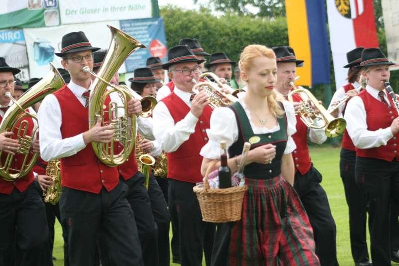 Bezirksmusikfest in Kleinzell - Bild 156