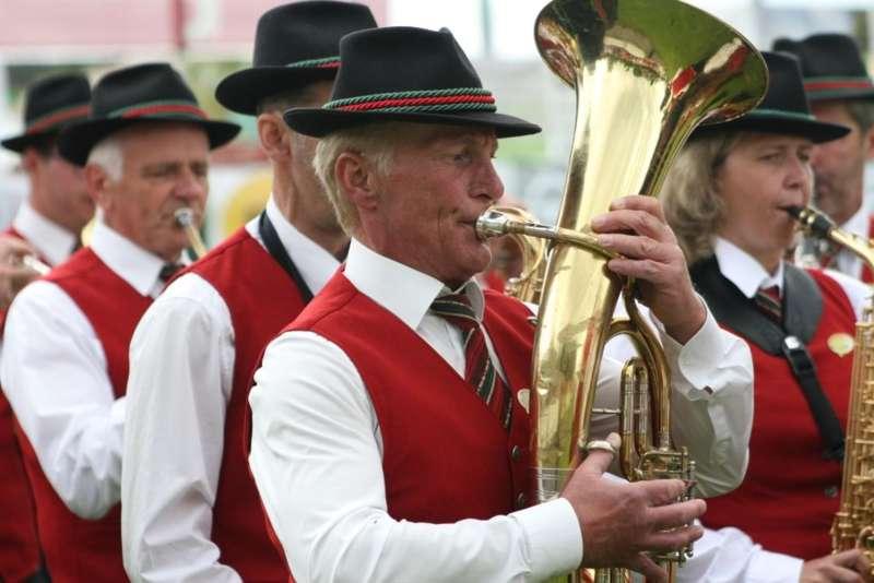 Bezirksmusikfest in Kleinzell - Bild 157
