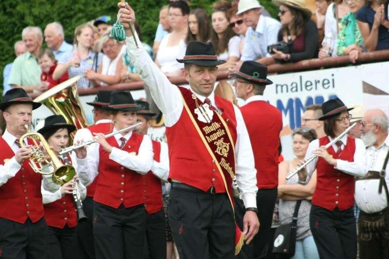 Bezirksmusikfest in Kleinzell - Bild 158