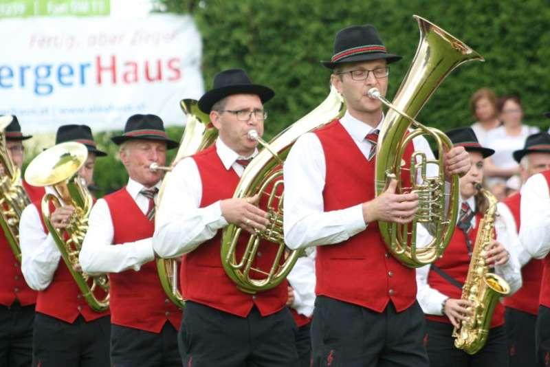 Bezirksmusikfest in Kleinzell - Bild 160