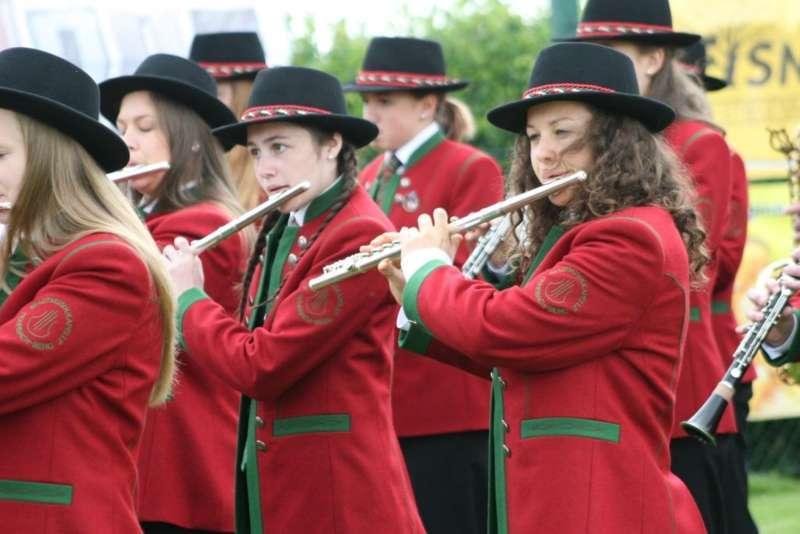 Bezirksmusikfest in Kleinzell - Bild 164