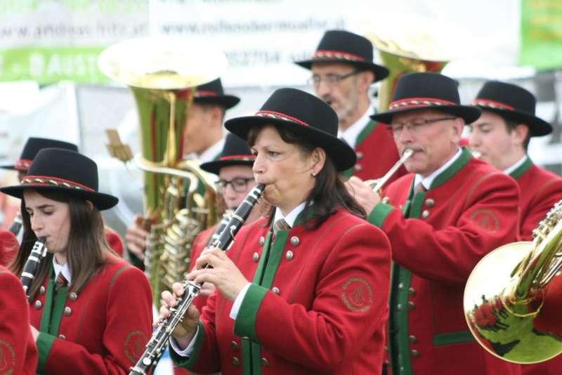 Bezirksmusikfest in Kleinzell - Bild 165