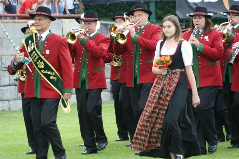 Bezirksmusikfest in Kleinzell - Bild 168