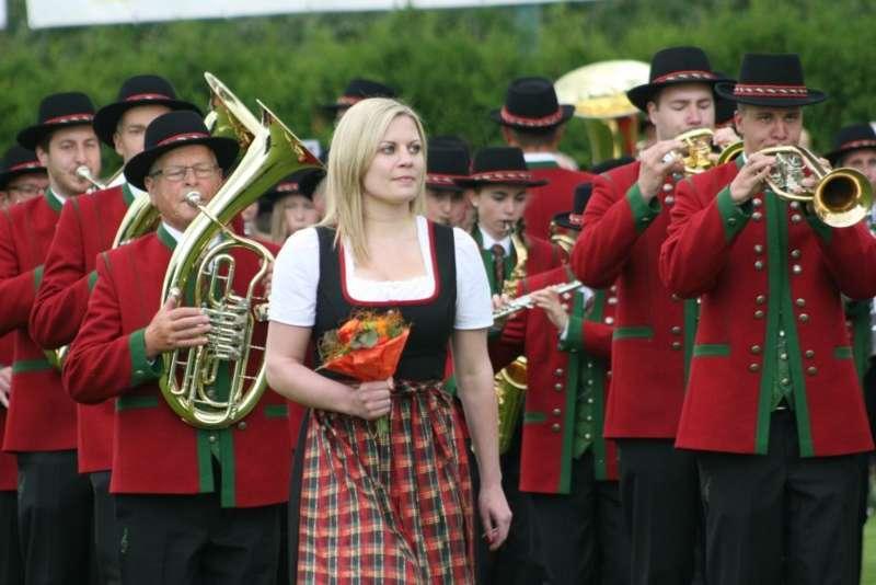 Bezirksmusikfest in Kleinzell - Bild 170