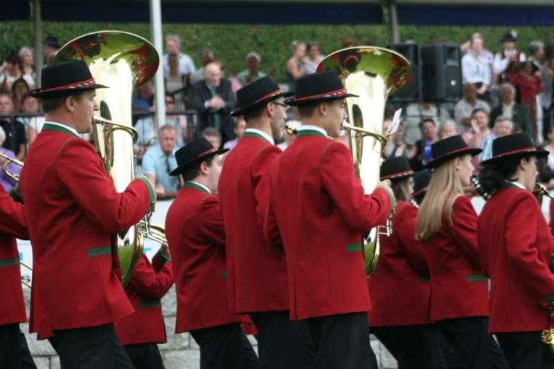 Bezirksmusikfest in Kleinzell - Bild 172