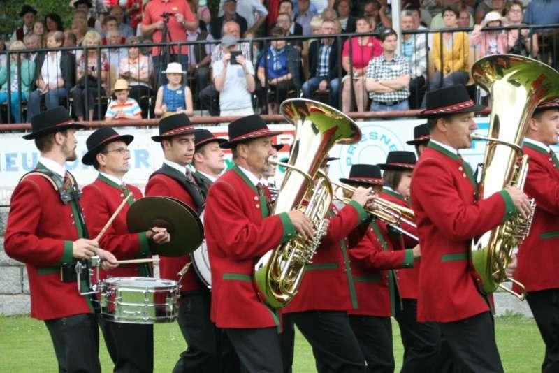 Bezirksmusikfest in Kleinzell - Bild 174