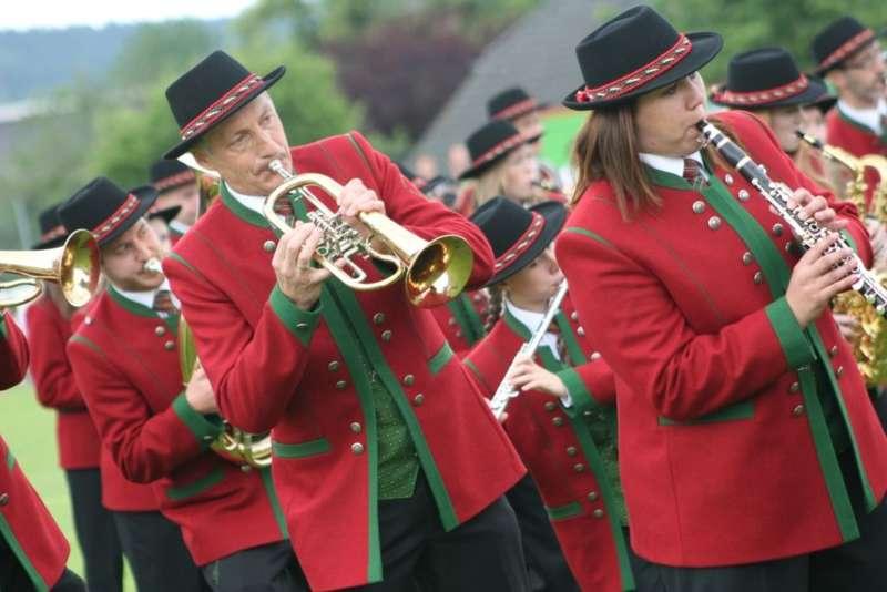 Bezirksmusikfest in Kleinzell - Bild 177