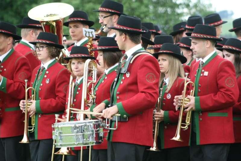 Bezirksmusikfest in Kleinzell - Bild 183