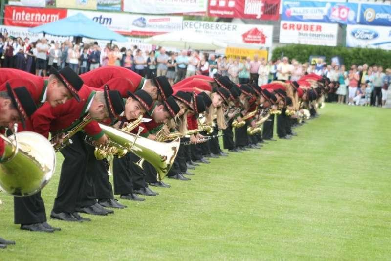 Bezirksmusikfest in Kleinzell - Bild 184