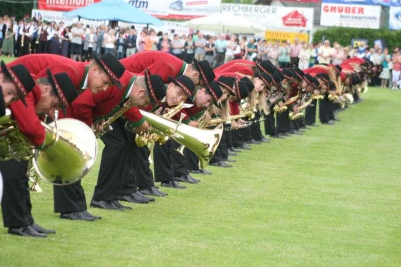 Bezirksmusikfest in Kleinzell - Bild 185