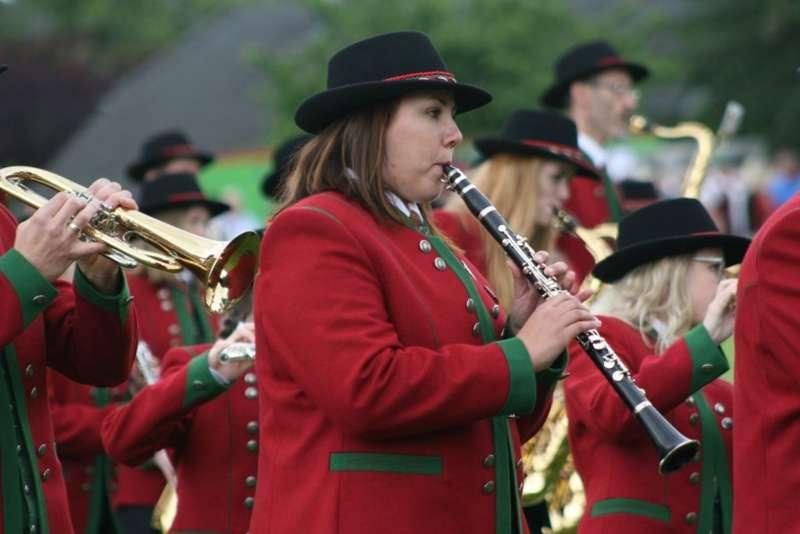 Bezirksmusikfest in Kleinzell - Bild 186