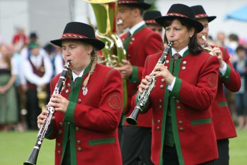 Bezirksmusikfest in Kleinzell - Bild 190