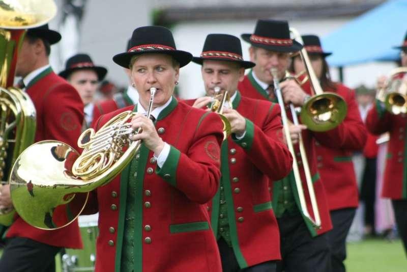Bezirksmusikfest in Kleinzell - Bild 191
