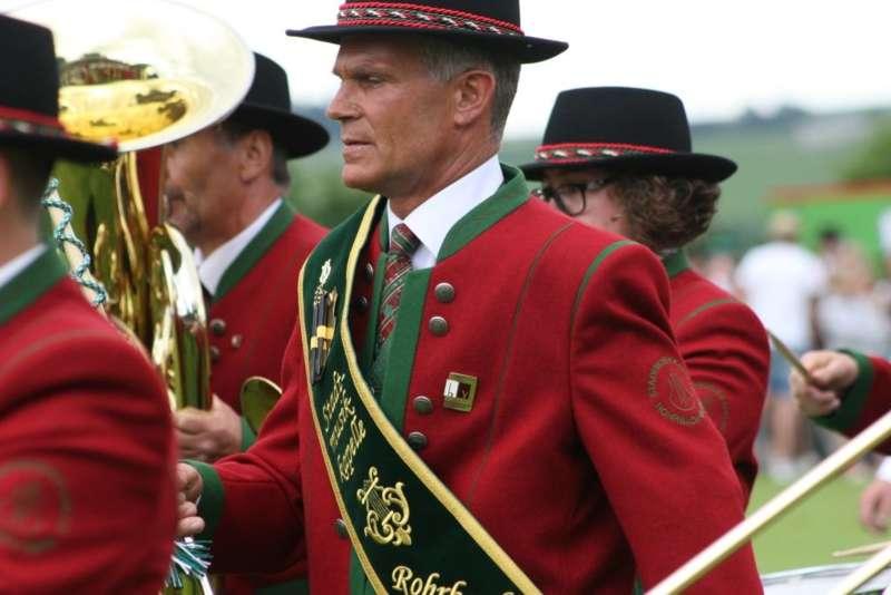 Bezirksmusikfest in Kleinzell - Bild 193