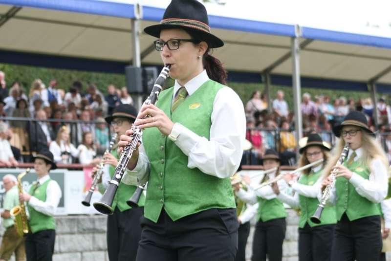 Bezirksmusikfest in Kleinzell - Bild 198