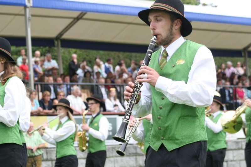Bezirksmusikfest in Kleinzell - Bild 199